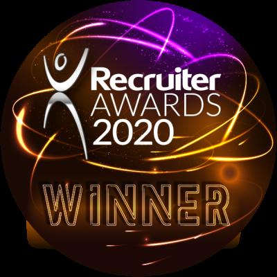 Recruiter Awards_Official logos 2020_winner